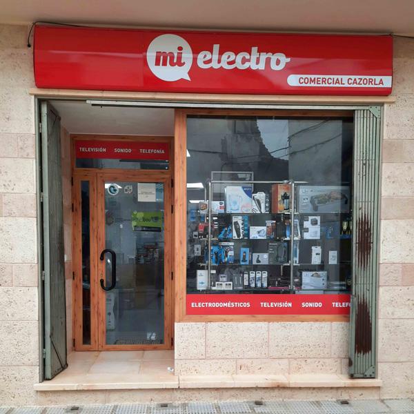Mi Electro - Comercial Cazorla